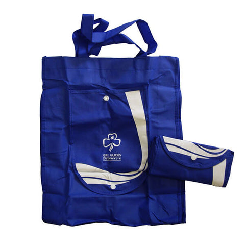 Girl Guides Folding Shopping Bag