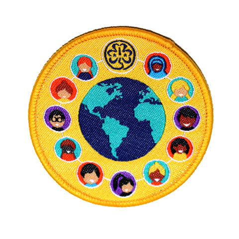 International Friendship Day Badge