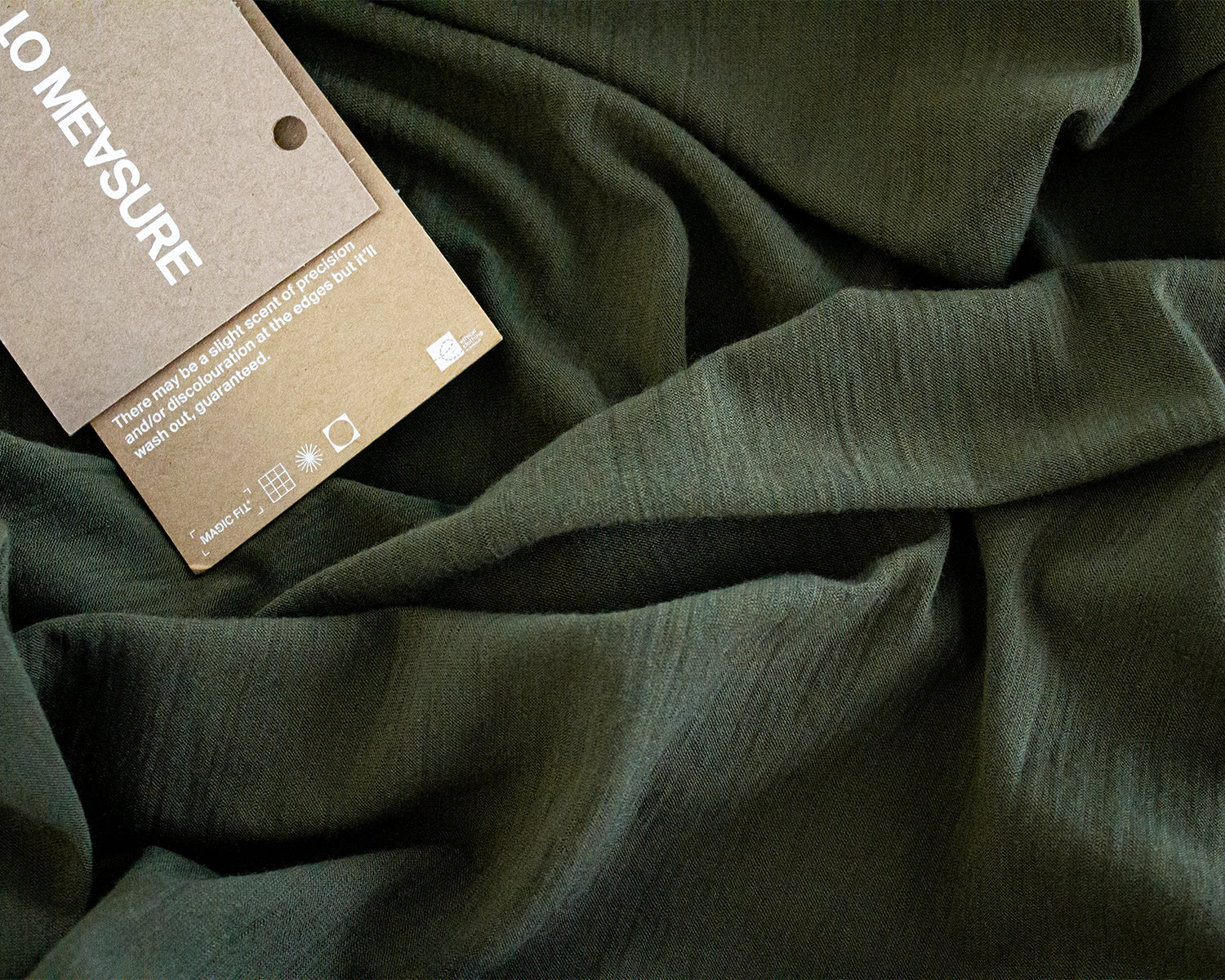 Military Olive Superfine Merino, Limited Edition 160 pieces | Citizen Wolf