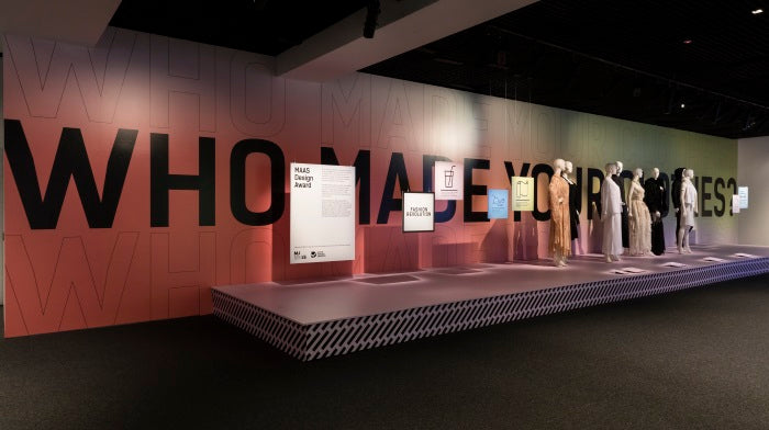 Citizen Wolf x Fashion Revolution at The Powerhouse Museum Sydney