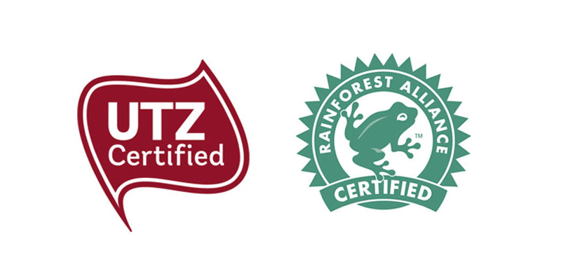 Look for the UTZ Rainforest Alliance certification when buying your chocolate   Citizen Wolf