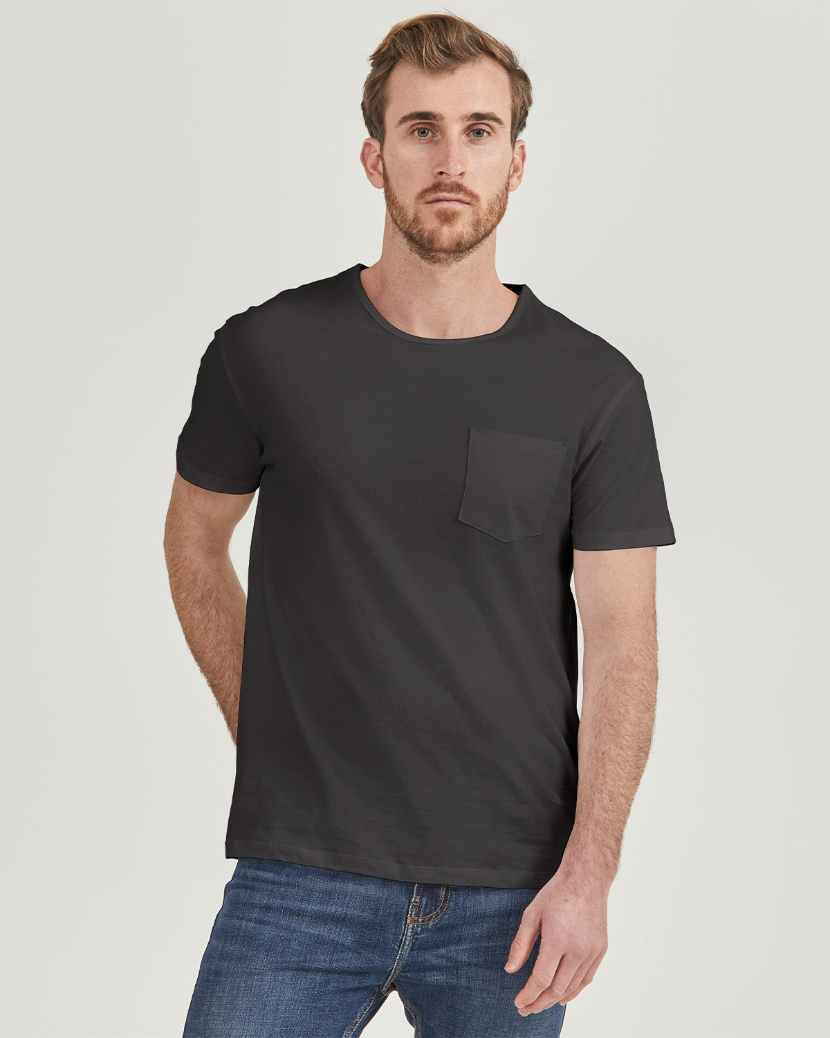 Citizen Wolf   Shop Mens Iron Ore Tees in Organic Cotton