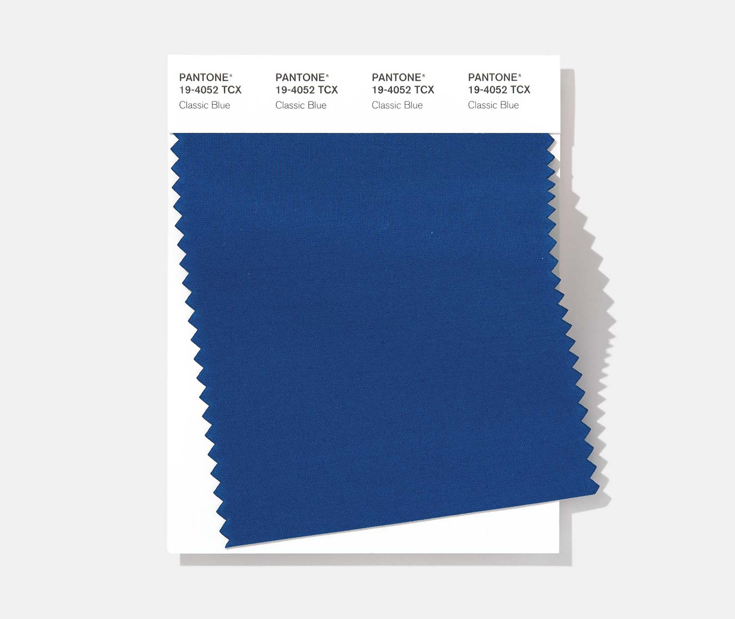 Pantone Colour of the Year 2020 'Classic Blue' swatch | Citizen Wolf