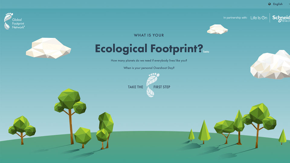 1 - Track your carbon footprint