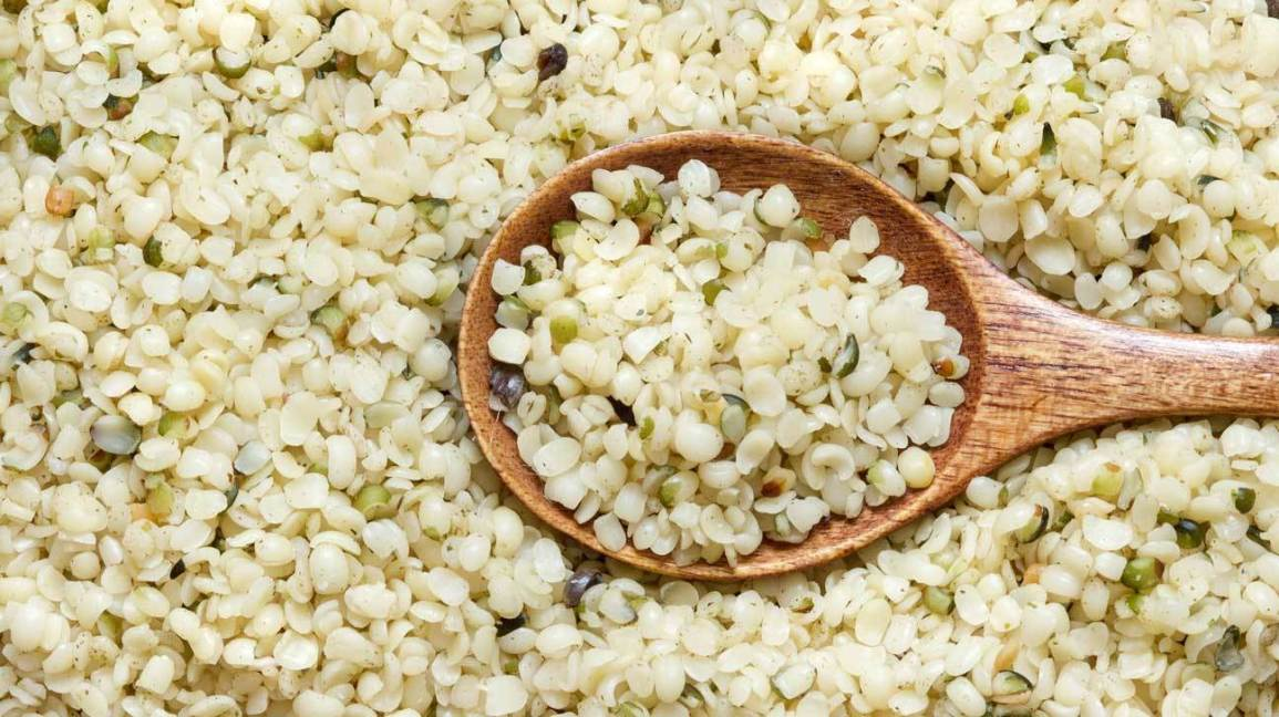 Hemp seeds are a superfood