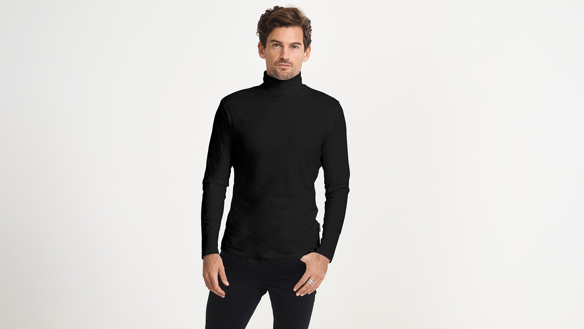 The Long Turtleneck