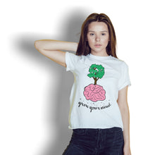 Load image into Gallery viewer, Grow Your Mind - Youth Tee