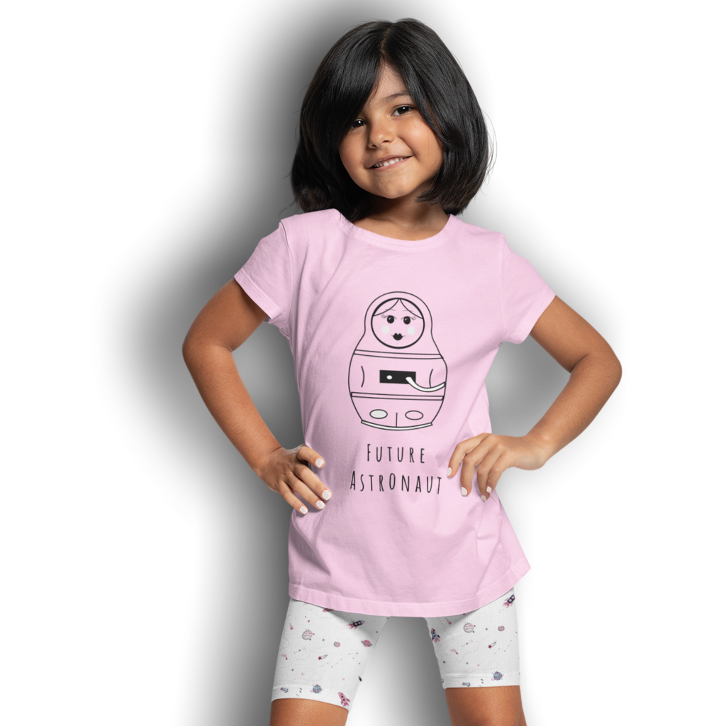 Astronaut in the Making by Julia Ravey - Toddler Tee
