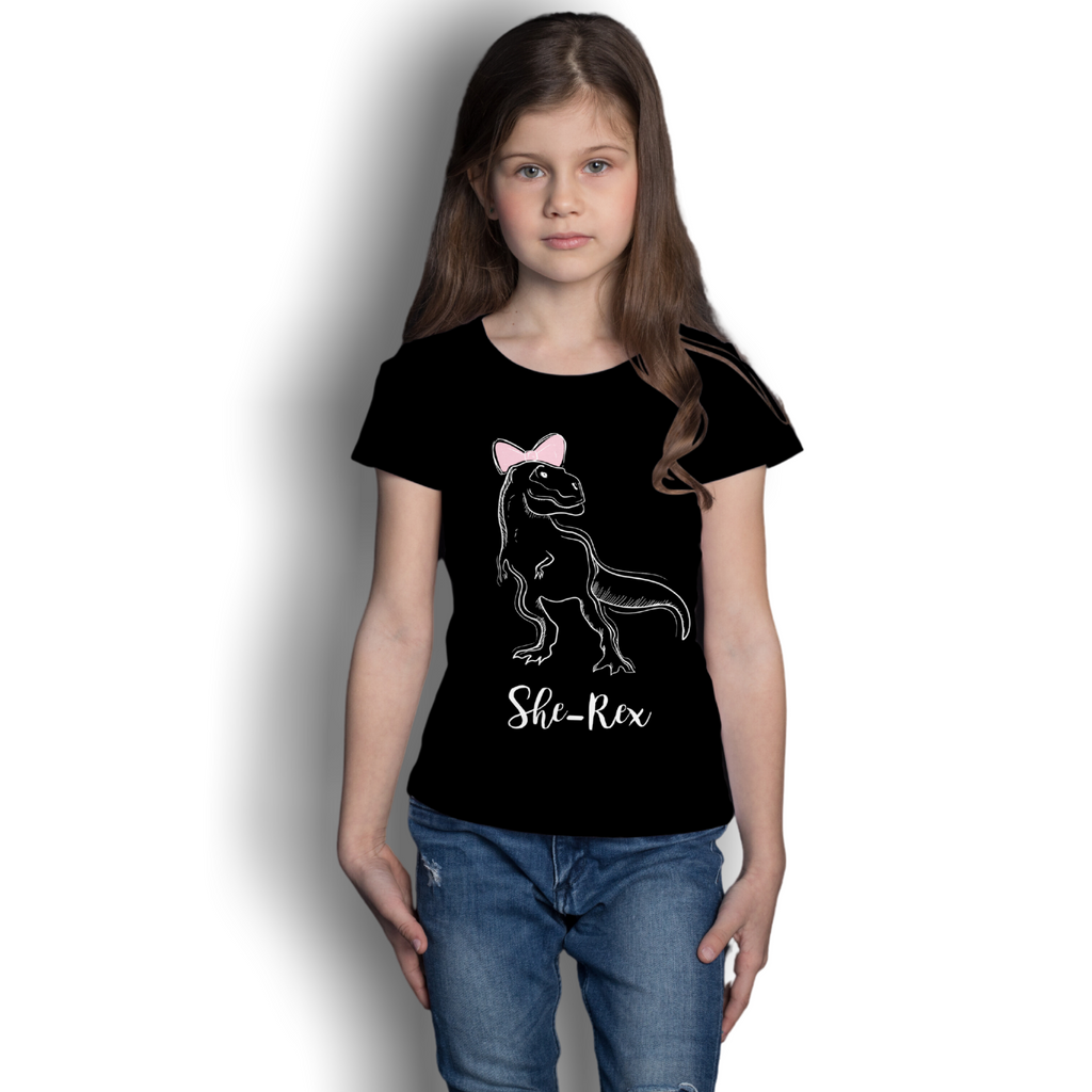 She Rex - Toddler Tee