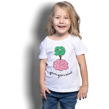 Load image into Gallery viewer, Grow Your Mind - Toddler Tee