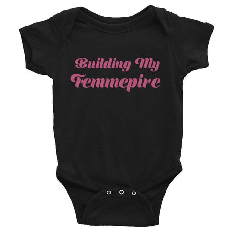 Building my Femmepire - Baby Onesie
