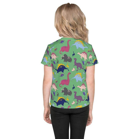 Dino-Mite -  Toddler T-Shirt in Green