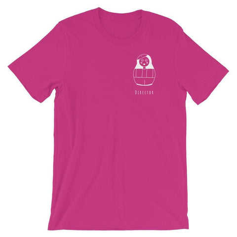 Director by Julia Ravey - Adult T-Shirt