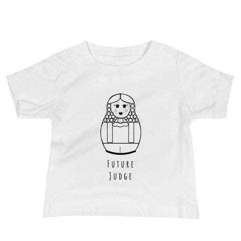Future Judge by Julia Ravey - Baby Tee