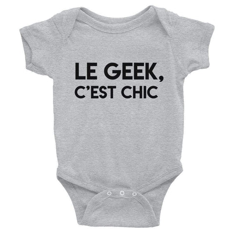 Geek Out - Baby Onesie