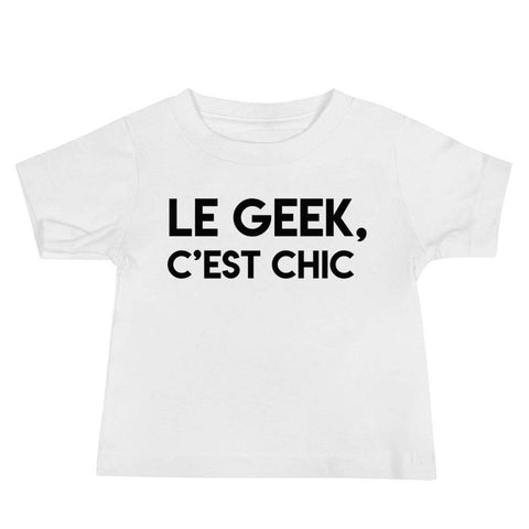 Geek Out - Baby Tee