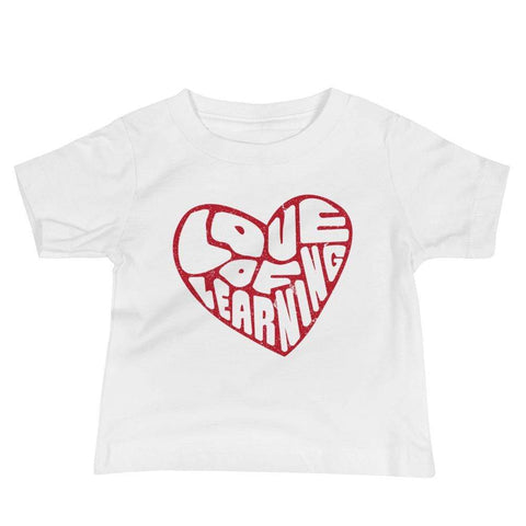 Love of Learning - Baby Tee