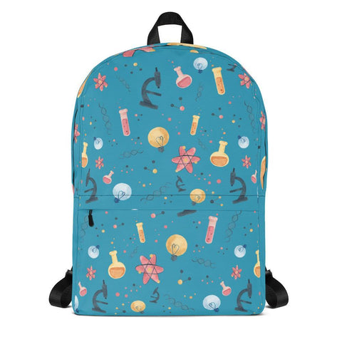 STEM Chic - Backpack in Turquoise