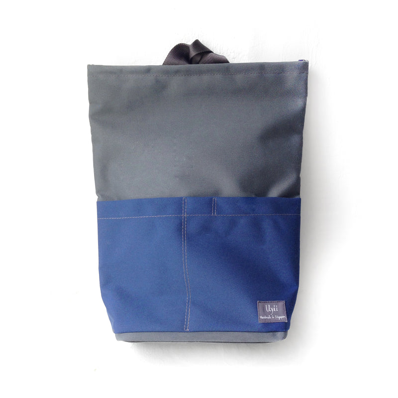 Blue Kafka Bag