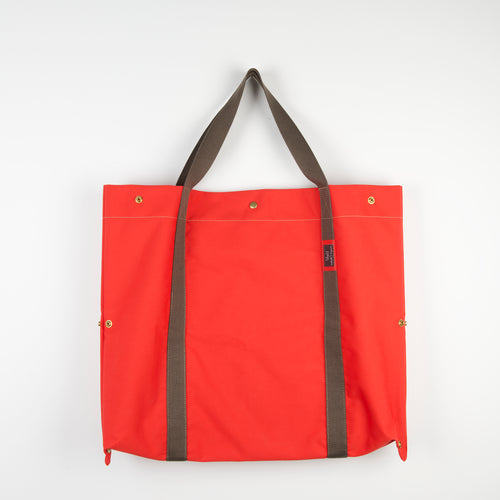 Red Brown 2D3D Bag