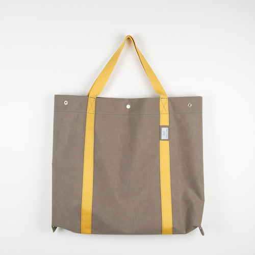 Grey Yellow 2D3D Bag