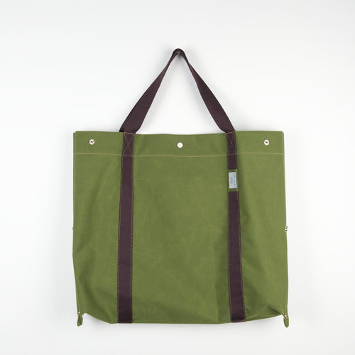 Green Brown 2D3D Bag