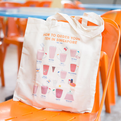 How To Order Teh Tote Bag
