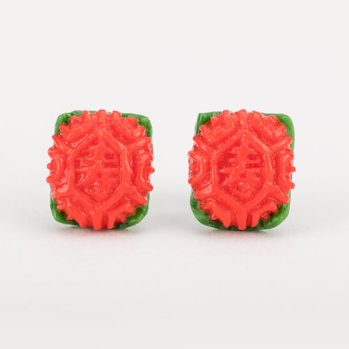 Ang Ku Kueh Earrings