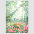 Ah Guo Prints (A4 Stretched Canvas) [PRE-ORDER ONLY]