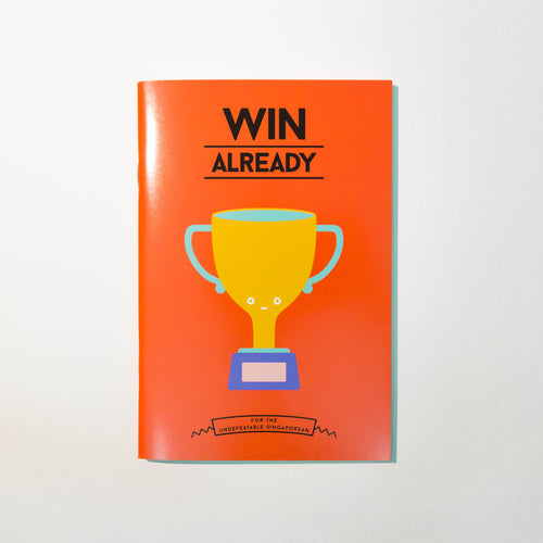 Win Already Notebook