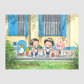 Ah Guo Prints (A1 Stretched Canvas) [PRE-ORDER ONLY]