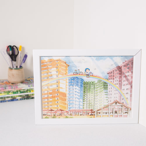 Rochor Center A3 Print