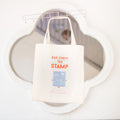 Bak Chew Tak Stamp Tote Bag