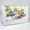 Ah Guo 2021 Table Calendar