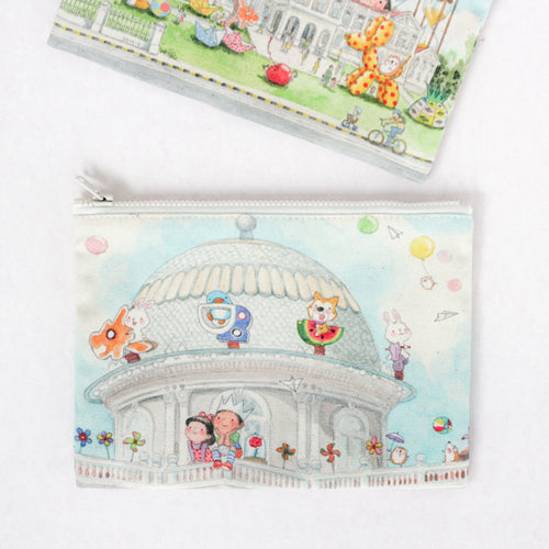 Merry Go Dome Pouch