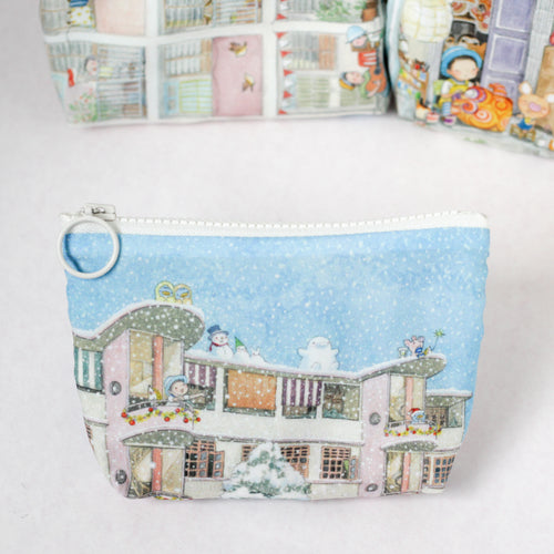 Tiong Bahru Coin Pouch