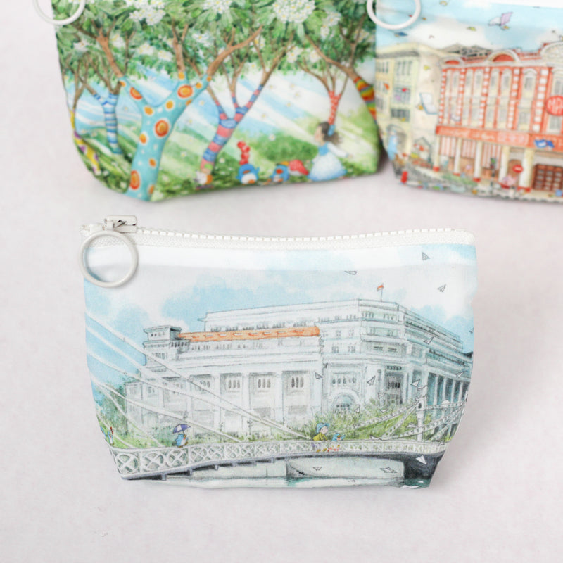 Fullerton Coin Pouch