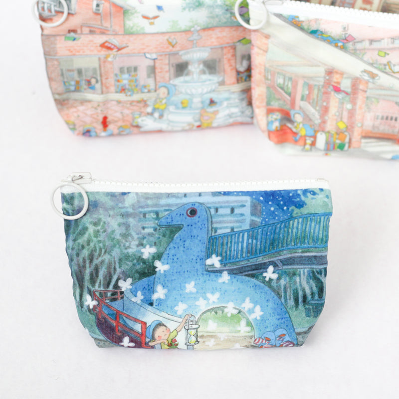 Dove Playground Coin Pouch