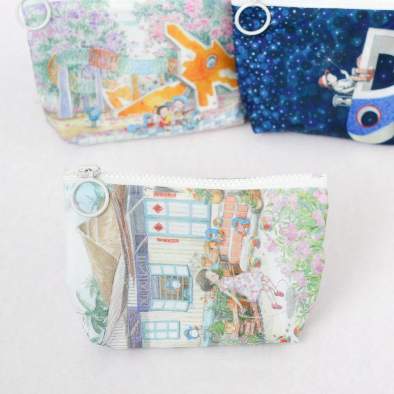 Kampong Fragrance Coin Pouch