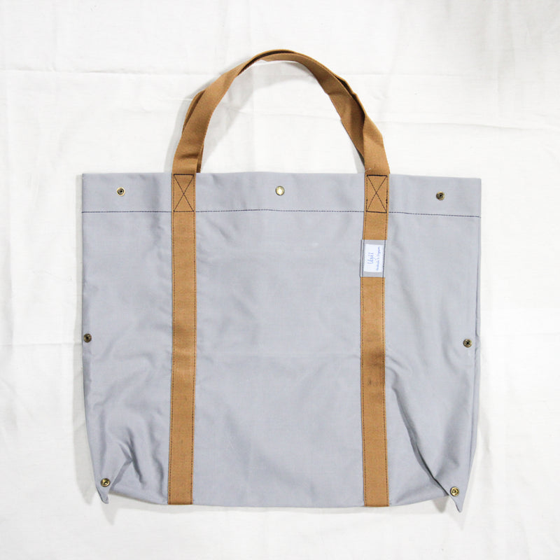 Light Grey / Mustard Strap 2D3D Bag