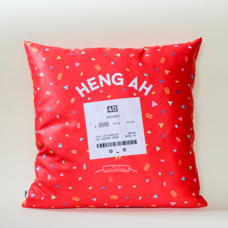 Heng Ah Cushion Cover