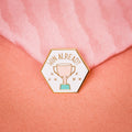 Win Already Brooch