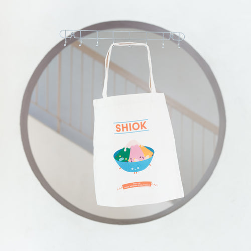 Shiok Tote Bag