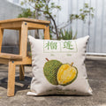 Durian Cushion Cover