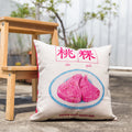 Peng Kueh Cushion Cover
