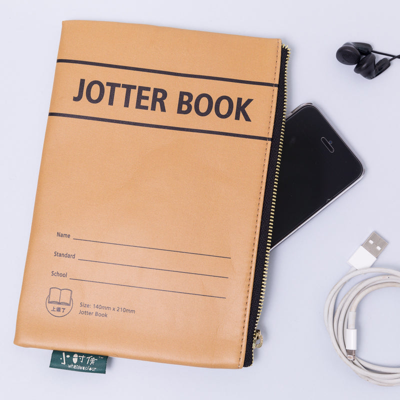 Jotter Book Pouch