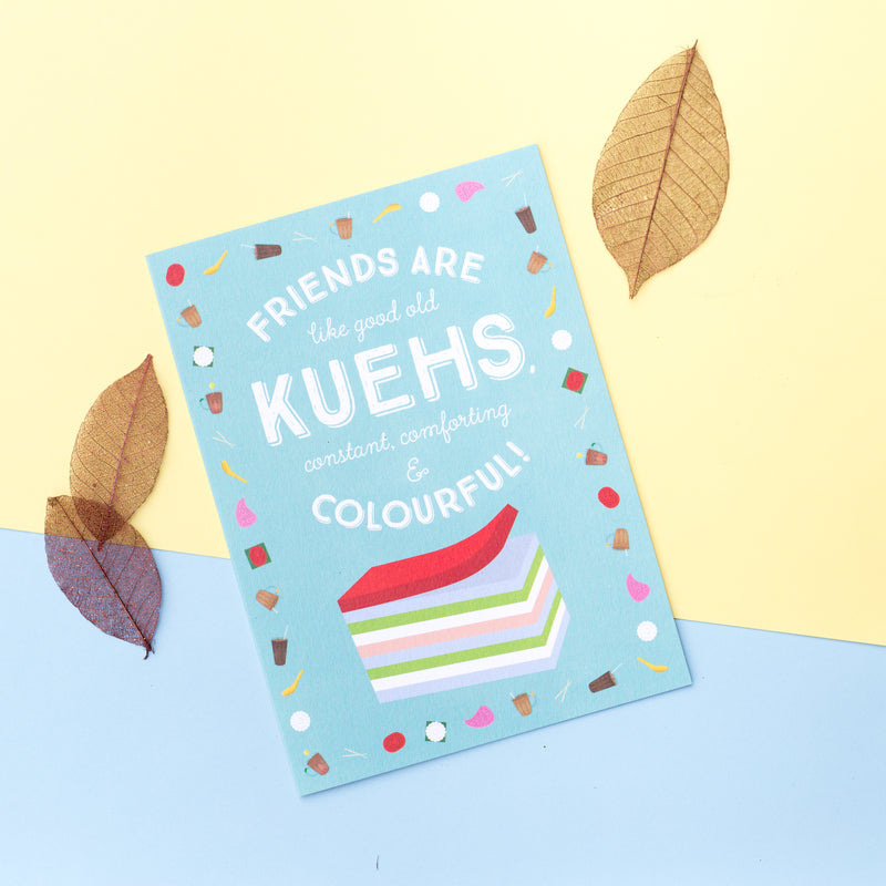 Kuehs Friendship Card