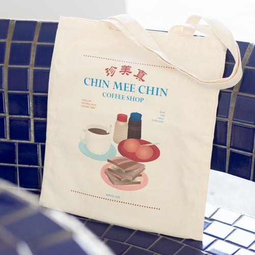 Chin Mee Chin Toast Tote Bag