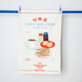 Chin Mee Chin Toast Tea Towel