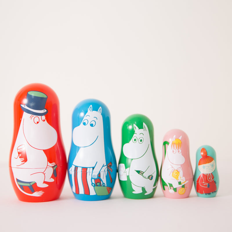 Moomin x The Little Dr̦m Store Nesting Dolls